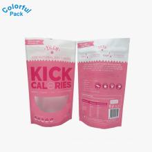 bolsas de plástico para embalaje de alimentos para marisco