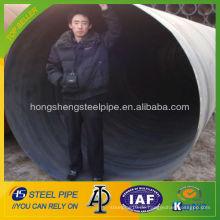 Großer Durchmesser API 5L X70 PSL2 Spiralgeschweißte Stahlrohr