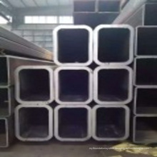 Quadratische Röhre auf Lager mit niedrigem Preis-nahtlosem Rohr