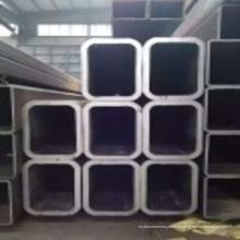 Tube carré en stock avec tuyau à faible prix sans soudure
