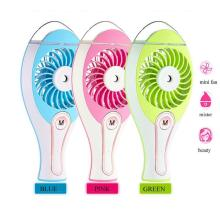 Handheld Mist Fan Small Humidifier Fan for Outdoor