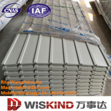 PE Color Coated Corrugated Steel Sheet for Wall and Roof