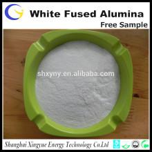 80-325 maille poudre micro-alumine fondue blanche