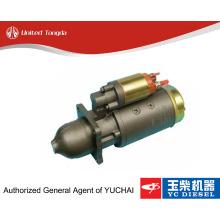 Original Yuchai YC6105 motor de arranque 630-3708010A