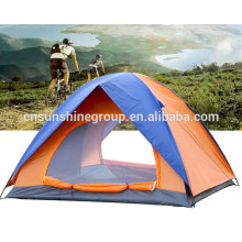 High quality waterproof lovers folding camping tent/camping equipment.