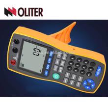 Étalonnage température numérique portable portable thermocouple capteur rtd température calibrateur