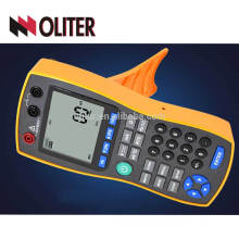 Calibrating temperature digital handy portable thermocouple sensor rtd temperature calibrator