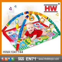 Los niños divertidos juegan la alfombra educativa de la estera de la estera encantadora de los niños