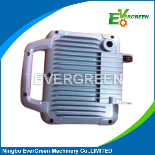 customized high pressure aluminum die casting