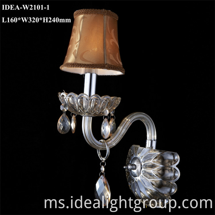 chandelier wall lamp