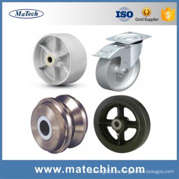 China Fundidor dútile do ferro fundido feito sob encomenda da fundição ISO9001 Ggg50