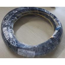LC / Upc-FC / Upc Gyfjh cable al aire libre Lszh 7.0mm Single Mode Duplex cable de fibra óptica de remiendo