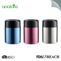 Everich FDA,LFGB,SGS Certification and S/S Metal Material insulated water bottle