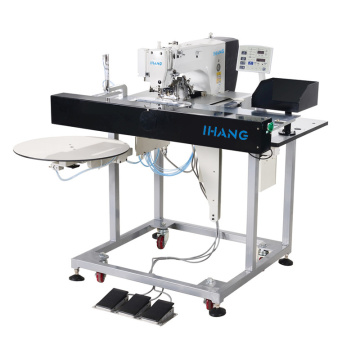 Programmable Automatic Pocket Decorative Machine