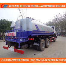 Straßenreinigungs-LKW Dongfeng 6X4 / Wasser Bowser-LKW / Wasser-Sprinkler / Wasser-Sprüh-LKW