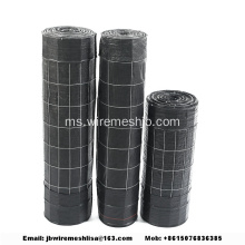 Welded Wire Mesh Backed Silt Fence