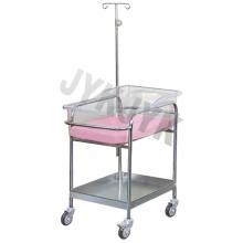 Carrito de la cama del bebé de lujo para el hospital