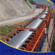 Цена завода минеральной 800 Ширина транспортера для Нигерии