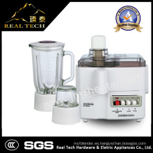 3 en 1 Procesador de alimentos de calidad 350W Kd-3308A con Juicer Blender Mill Attachment