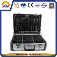 Aluminium en alliage affaire rangement avec diviseurs & outil Pallet (HT-2229)