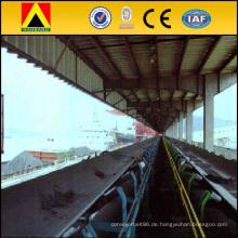 NN125 Anti-Statik Gummiförderband