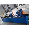 high speed stud and track make machine