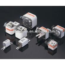 Fusible semiconductor/enlace/690V/700V/1000V/1250V de fusibles de alta velocidad