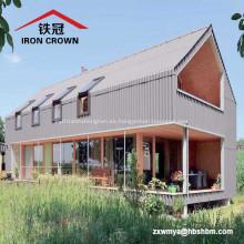 Hoja de techo corrugado de cemento de MgO sin asbesto resistente al fuego