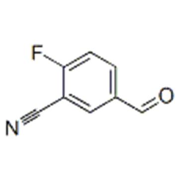 Benzonitrile,2-fluoro-5-formyl- CAS 218301-22-5