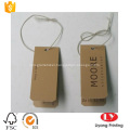 Paper Hang tag with String for Jean