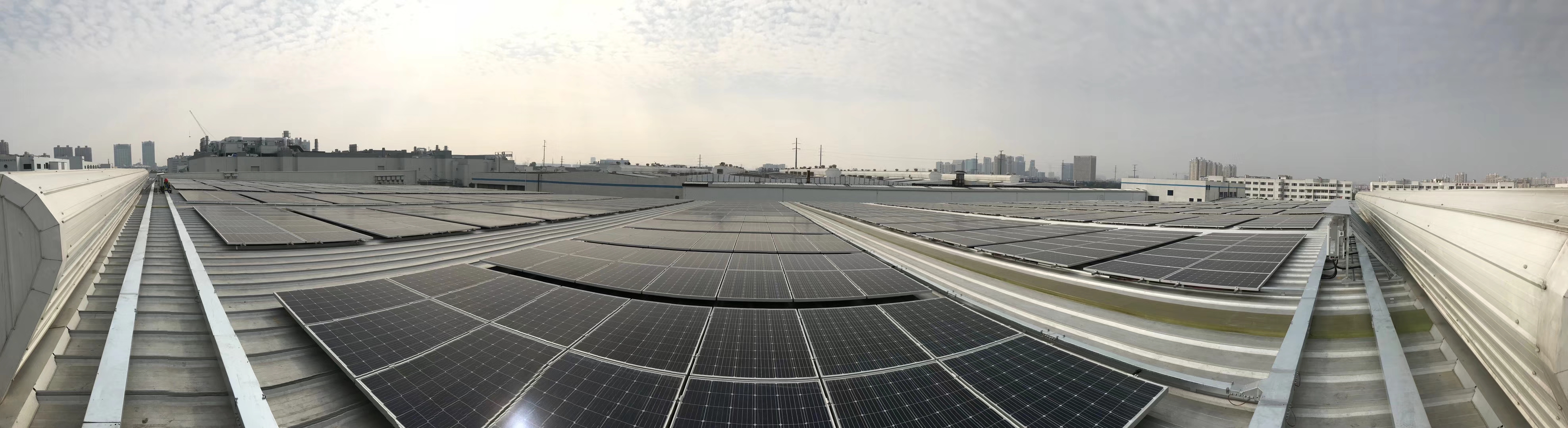 800KW Photovoltaic Power Station