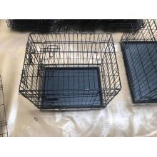 Steel Pet Cage with Welded Wire Mesh