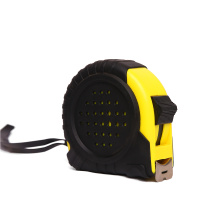 3m/5m/7.5m/8m/10m tape measure with rubber coat and logo