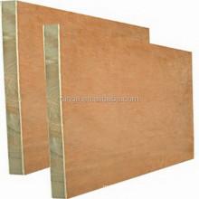 18mm E0 glue melamine lauan Block board