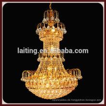 Dekorative große Leuchterbeleuchtung 2014 Haupthalle