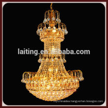 2014 main hall decorative big chandelier lighting