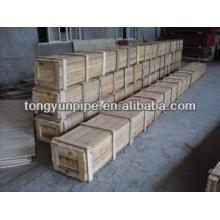 Chine factory ck 45 tuyau en acier sans soudure