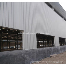Steel Structure of Warehouse with Industrial Buildings