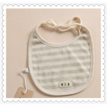 Organic Cotton Baby Bib for 0-12m