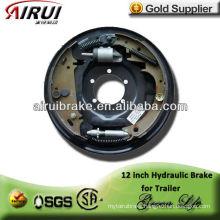 12 inch Hydraulic drum Brakes for trailer caravan