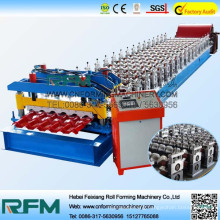 FX glazed tiles rolling manufacture machine