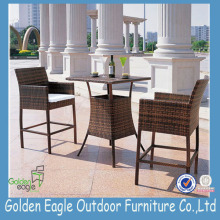 Outdoor Garden Bar Table Chair