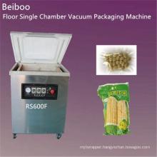 Floor Single Chamber Vacuum Sealing Packaging Machine RS600f