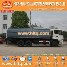 Dongfeng 6x4 20CBM camion acide sulfurique à vendre, approvisionnement en usine de Chine