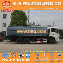 Dongfeng 6x4 20CBM sulfuric acid truck for sale , china factory supply
