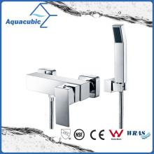 Lado derecho del solo manija mezclador de la ducha del baño / grifo (AF6004-4)