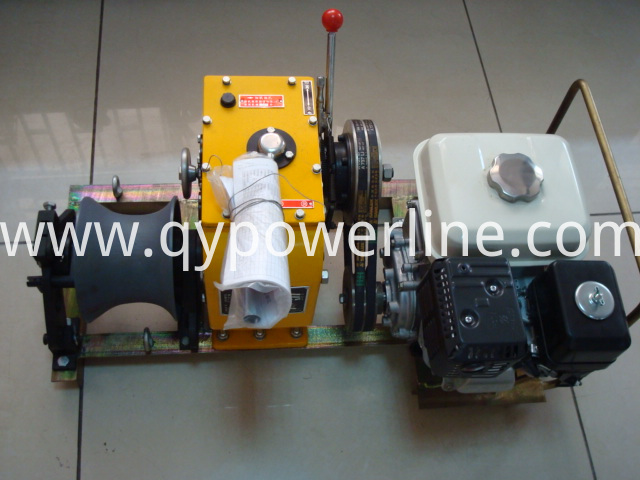 3T Petrol Cable Pulling Winch