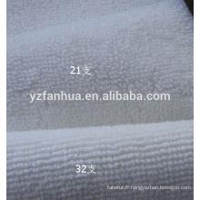 Serviettes de toile de coton assurance qualité personnalisés produits salle de bain hôtel
