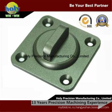 Алюминиевая Крышка/Крышка CNC подвергая механической обработке хорошее обслуживание CNC Филируя