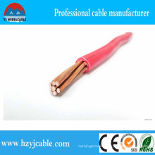 Free Sample Solid Copper with Spool 2.5mm2 House Wiring